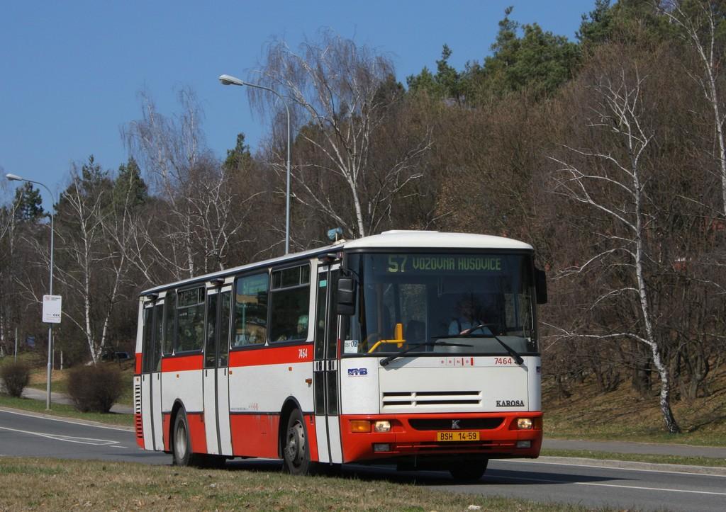 Fotogalerie » Karosa B931E.1707 BSH 14-59 7464 | Brno | Lesná | Okružní