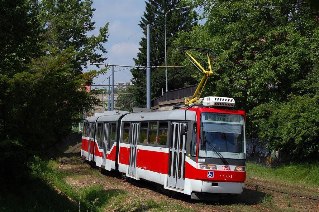 Fotogalerie » Pars Nova K3R-N 1751 | Brno | Bohunice
