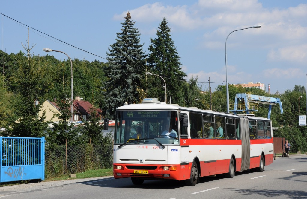 Fotogalerie » Karosa B941E.1962 BSE 90-44 2347 | Brno | Královo Pole | Křižíkova