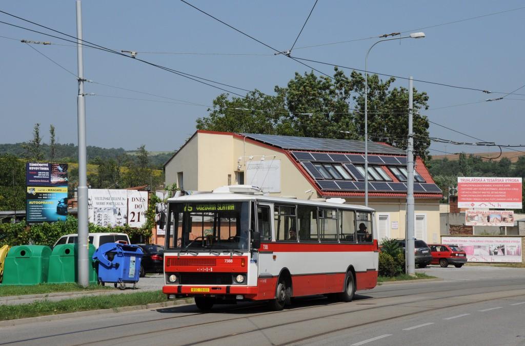 Fotogalerie » Karosa B732.1654.3 BSC 39-60 7388 | Brno | Maloměřice | Obřanská
