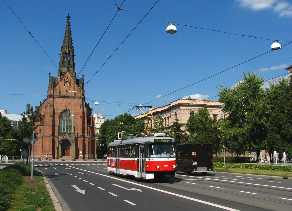 Fotogalerie » Pragoimex T3R.PV 1517 | Brno | střed | Husova