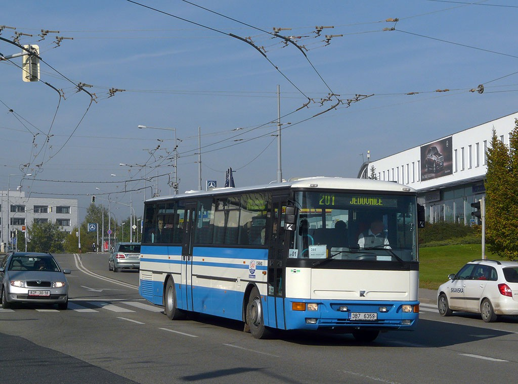 Fotogalerie » Karosa C954E.1360 3B7 6359 | Brno | Vinohrady | Žarošická