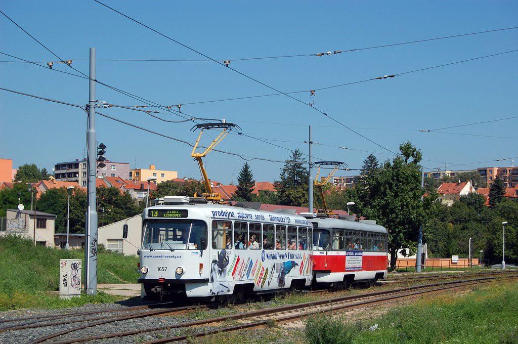 Fotogalerie » Pragoimex T3R.PV 1657 | Pragoimex T3R.PV 1658 | Brno | Bohunice