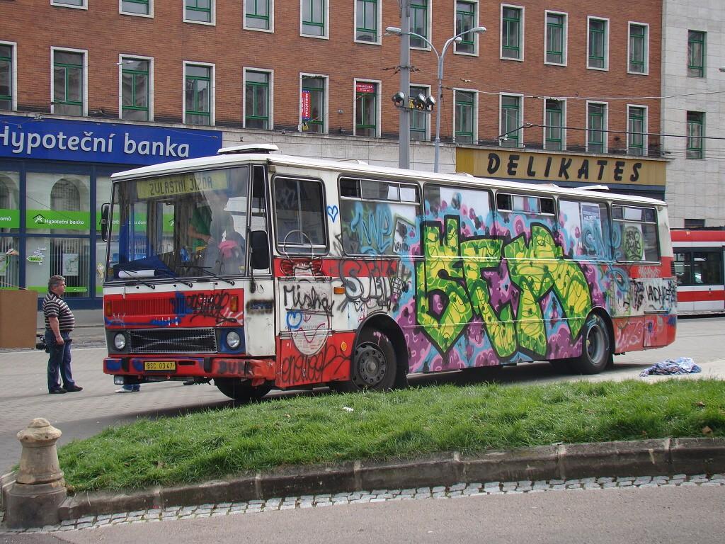 Fotogalerie » Karosa B732.1654 BSC 03-47 7350 | Brno | střed | Malinovského náměstí