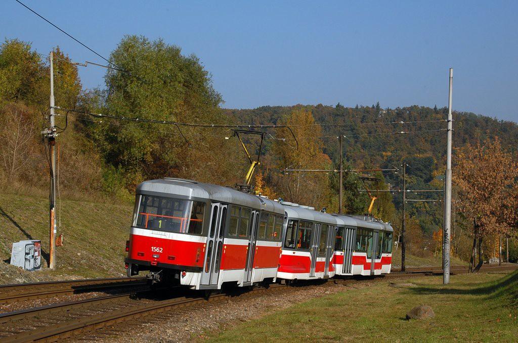 Fotogalerie » Pragoimex VarioLFR.E 1599 | Pragoimex VV60LF 1302 | Pragoimex T3R.EV 1562 | Brno | Bystrc