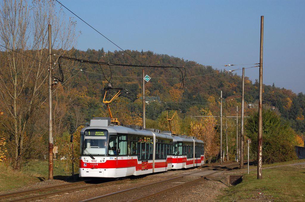 Fotogalerie » Pragoimex VarioLF2R.E 1092 | Pragoimex VarioLF2R.E 1093 | Brno | Bystrc