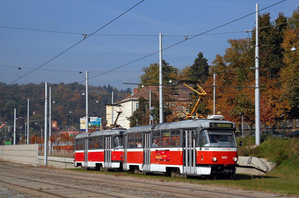 Fotogalerie » Pragoimex T3R.PV 1603 | Pragoimex T3R.PV 1561 | Brno | Pisárky | Hlinky