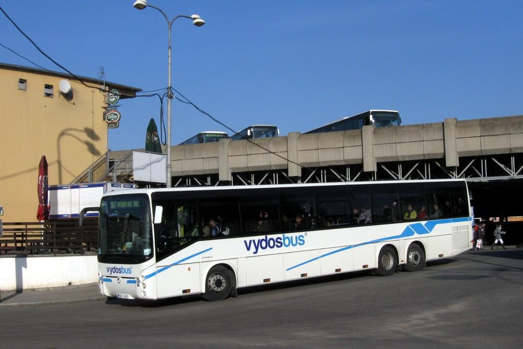 Fotogalerie » Irisbus Ares 15M 3B9 1401 | Brno | Trnitá | Trnitá | Autobusové nádraží Zvonařka