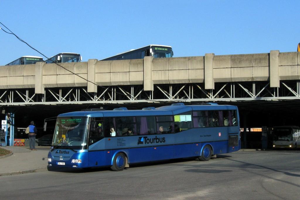 Fotogalerie » SOR CN 12 7B4 1064 | Brno | Trnitá | Trnitá | Autobusové nádraží Zvonařka