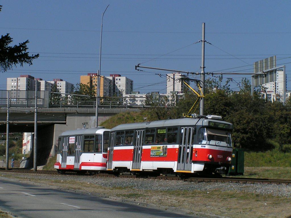 Fotogalerie » Pragoimex T3R.EV 1531   Pragoimex VV60LF 1301   Brno   Starý Lískovec