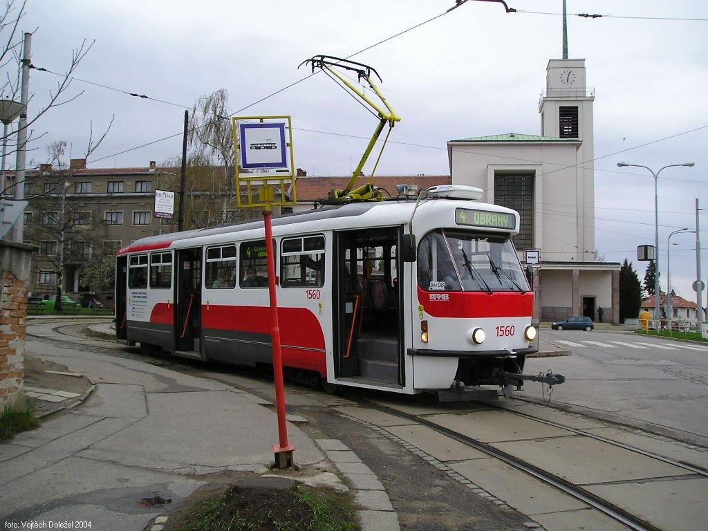 Fotogalerie » Pragoimex T3R.EV 1560 | Brno | Masarykova čtvrť | náměstí Míru | Náměstí Míru