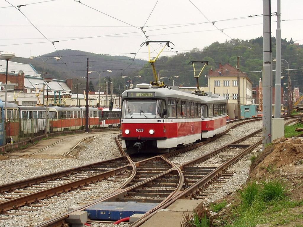 Fotogalerie » Pragoimex T3R.PV 1653 | Pragoimex T3R.PV 1654 | Brno | Pisárky