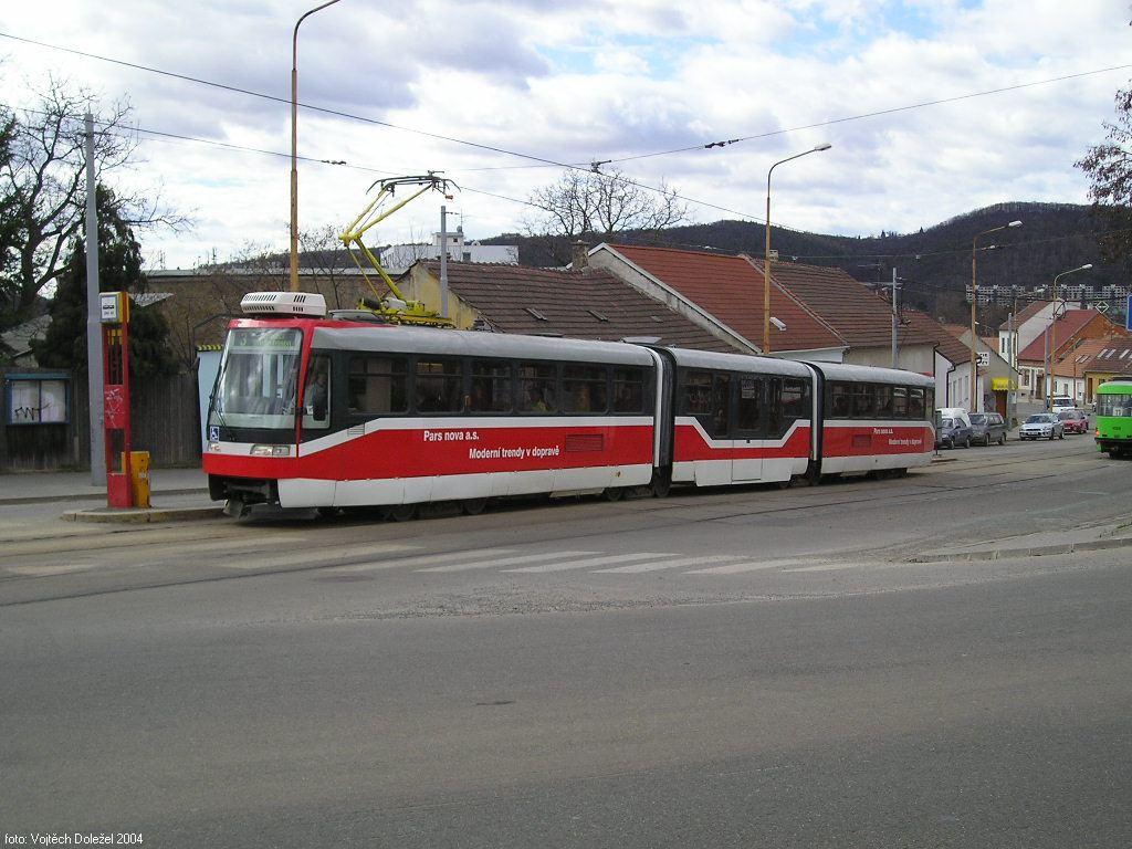 Fotogalerie » Pars Nova K3R-N 1751 | Brno | Žabovřesky | Sochorova
