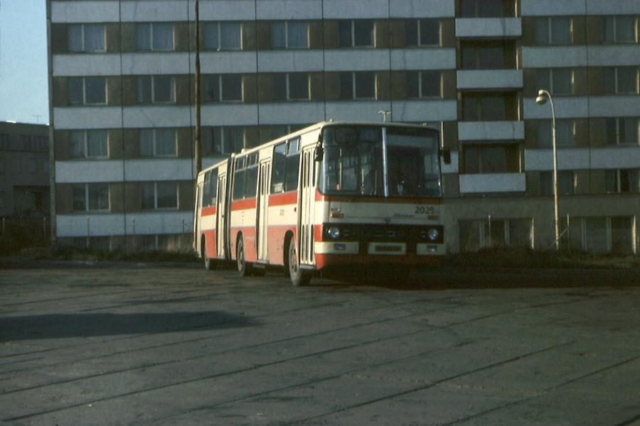 Fotogalerie » Ikarus 280.08 2025 | Brno | vozovna Medlánky