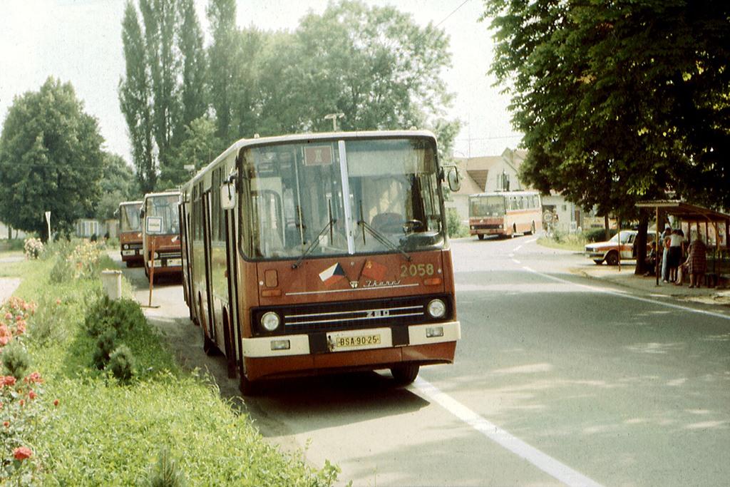 Fotogalerie » Ikarus 280.12 2058   Podolí