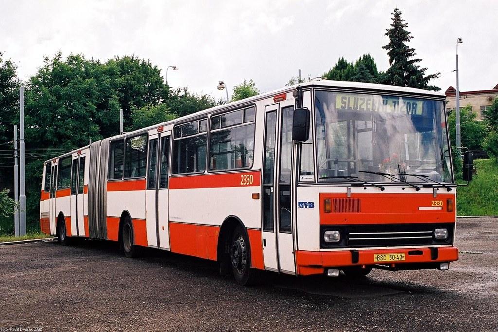 Fotogalerie » Karosa B741.1924 2330   Brno   vozovna Medlánky