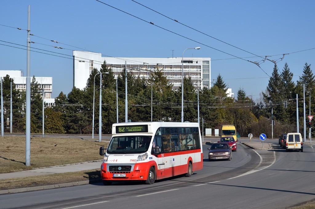 Fotogalerie » MAVE-Fiat CiBus ENA MAXI 6B8 8647 7502 | Brno | Starý Lískovec | Osová