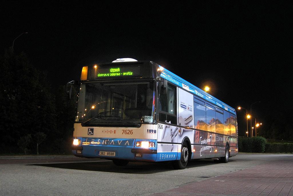 Fotogalerie » Irisbus Citybus 12M 2071.40 3B2 8598 7626 | Brno | Dolní Heršpice | Skandinávská | Avion Shopping Park