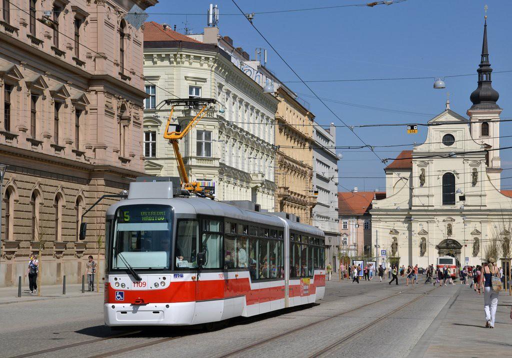Fotogalerie » Pragoimex VarioLF2R.E 1109 | Brno | střed | Joštova
