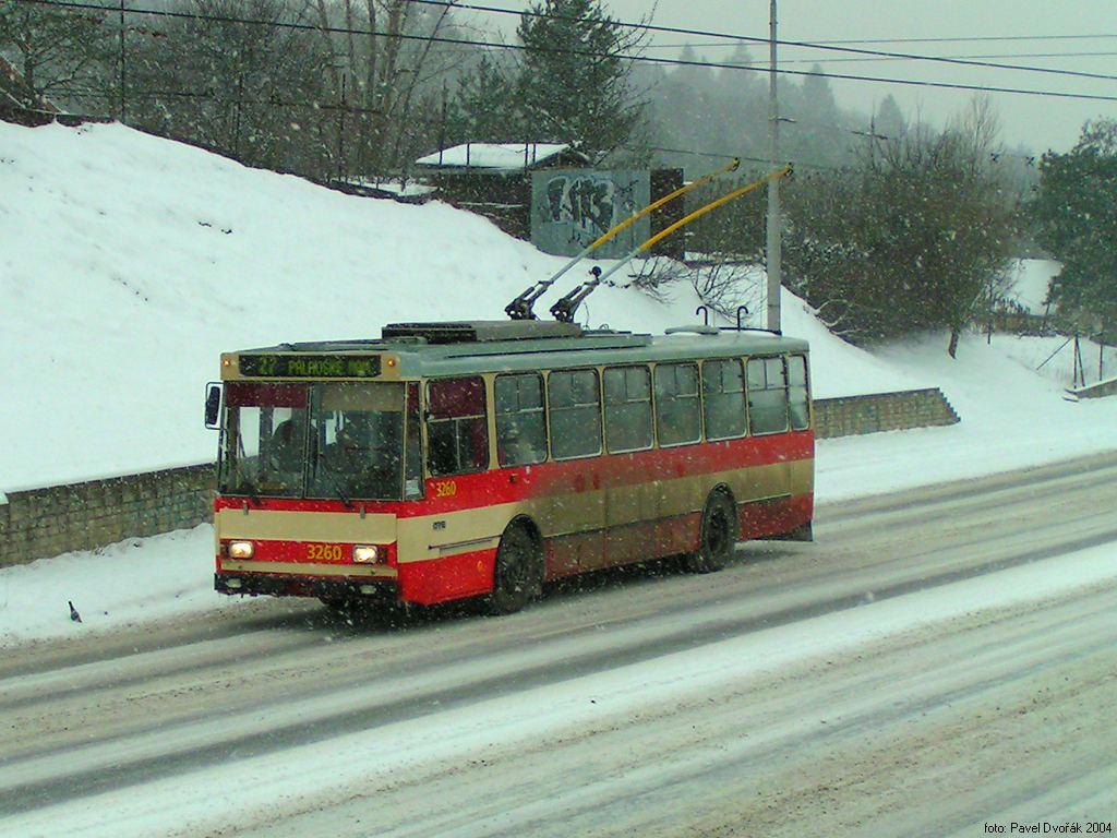 Fotogalerie » Škoda 14Tr14 3260 | Brno | Vinohrady | Žarošická