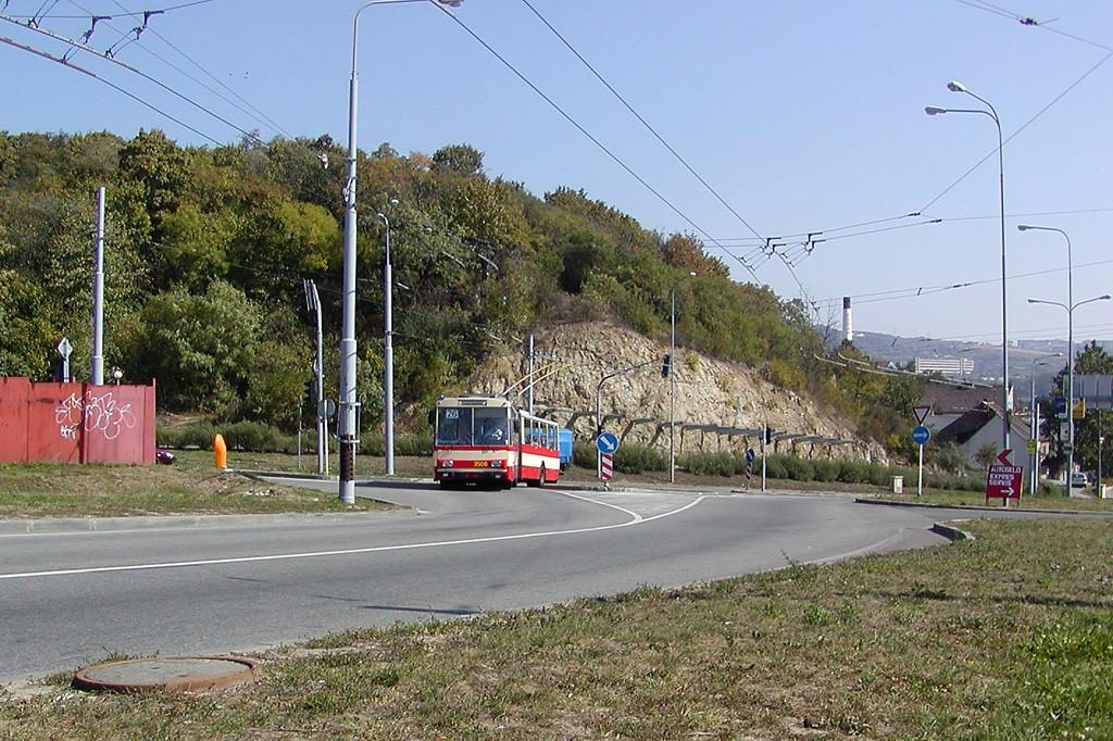Fotogalerie » Škoda 15Tr08 3508 | Brno | Husovice | Provazníkova