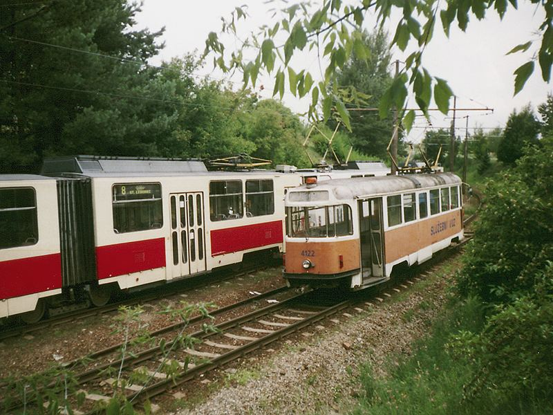 Fotogalerie » Tatra T2 služební 4122   Brno   Bohunice