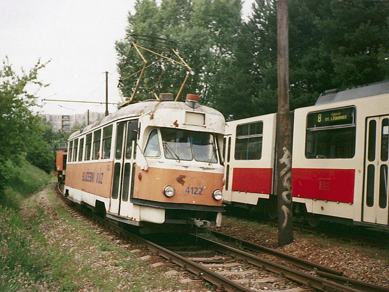 Fotogalerie » Tatra T2 služební 4122 | Brno | Bohunice