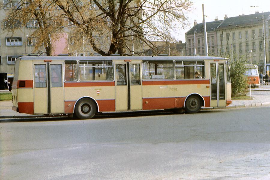 Fotogalerie » Karosa B731.04 7058 | Brno | Staré Brno | Mendlovo náměstí | Mendlovo náměstí
