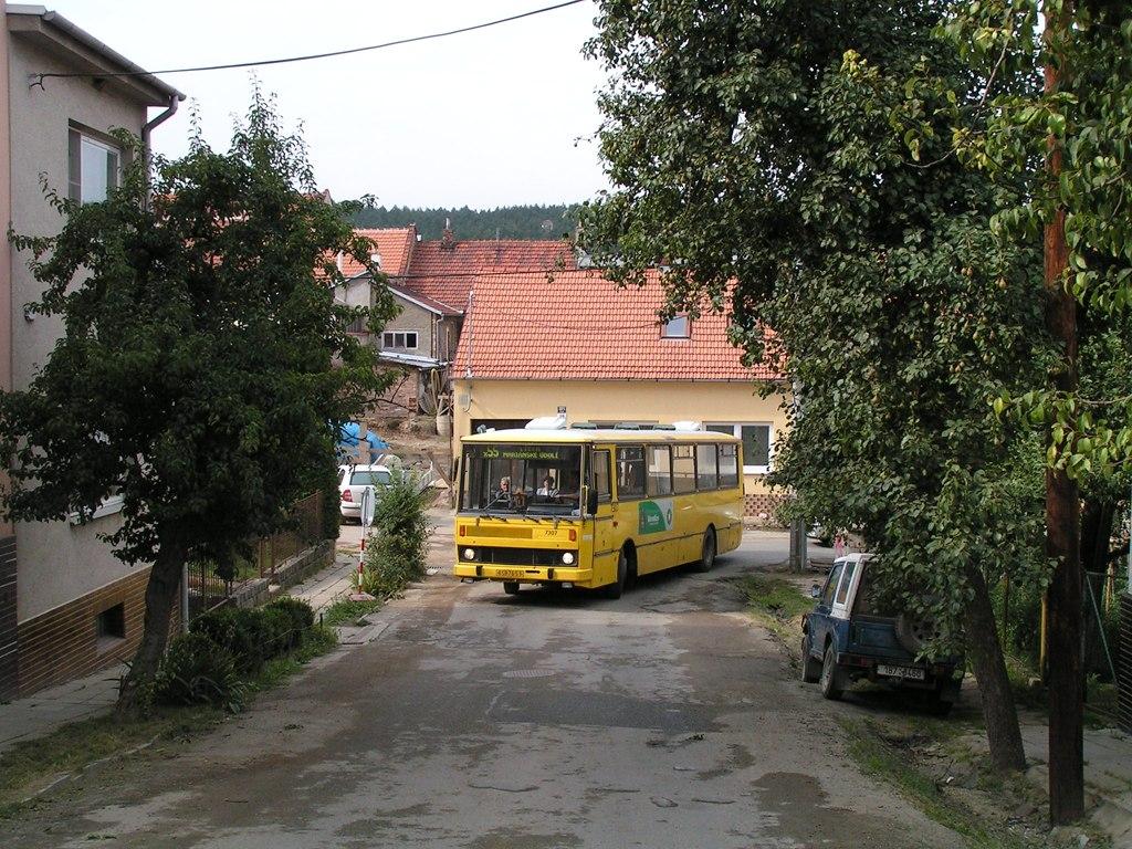 Fotogalerie » Karosa B732.1652 7307 | Brno | Líšeň | Martina Kříže