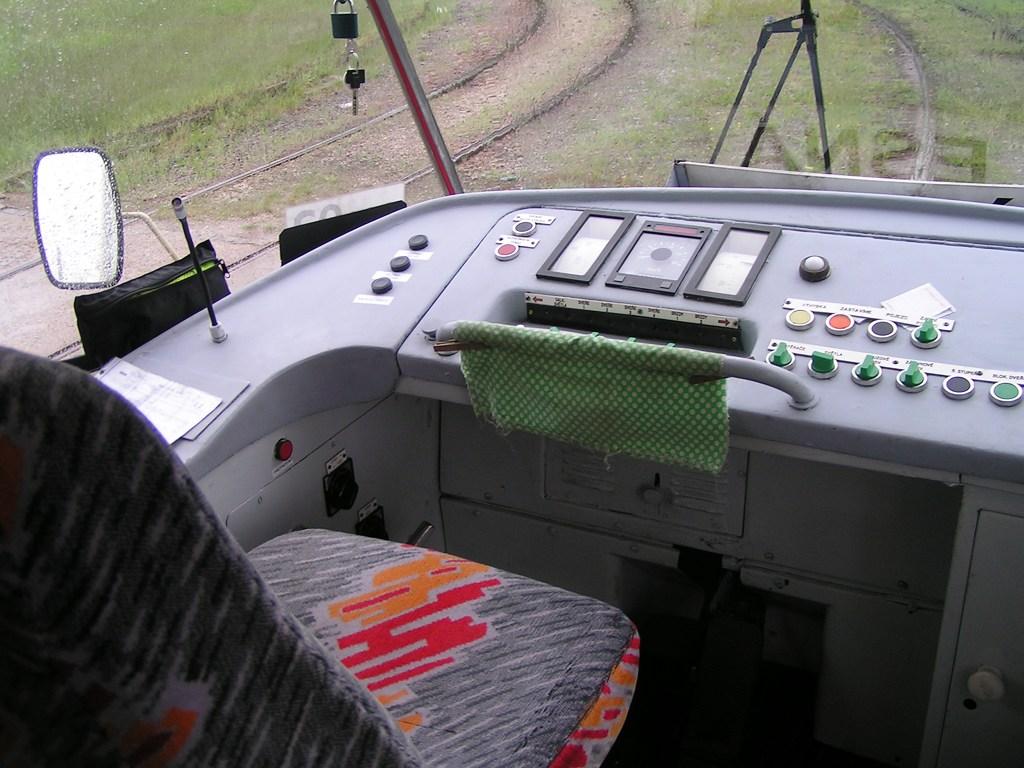 Fotogalerie » ČKD Tatra K2 1100