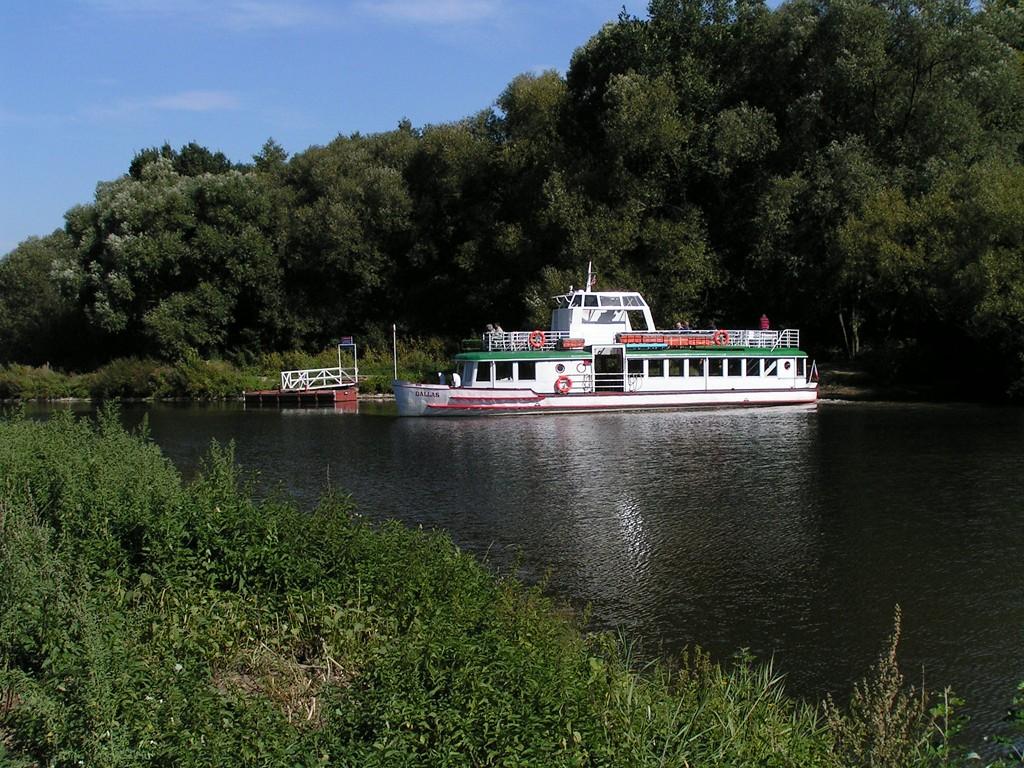Fotogalerie » SBEPD Dallas 4805 | Veverská Bítýška | Veverská Bítýška [loď] | Brněnská přehrada