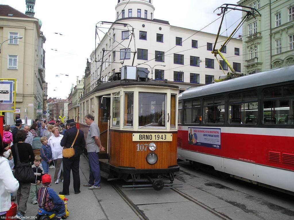 Fotogalerie » KPS Brno mv6.3 107 | Brno | střed | Moravské náměstí