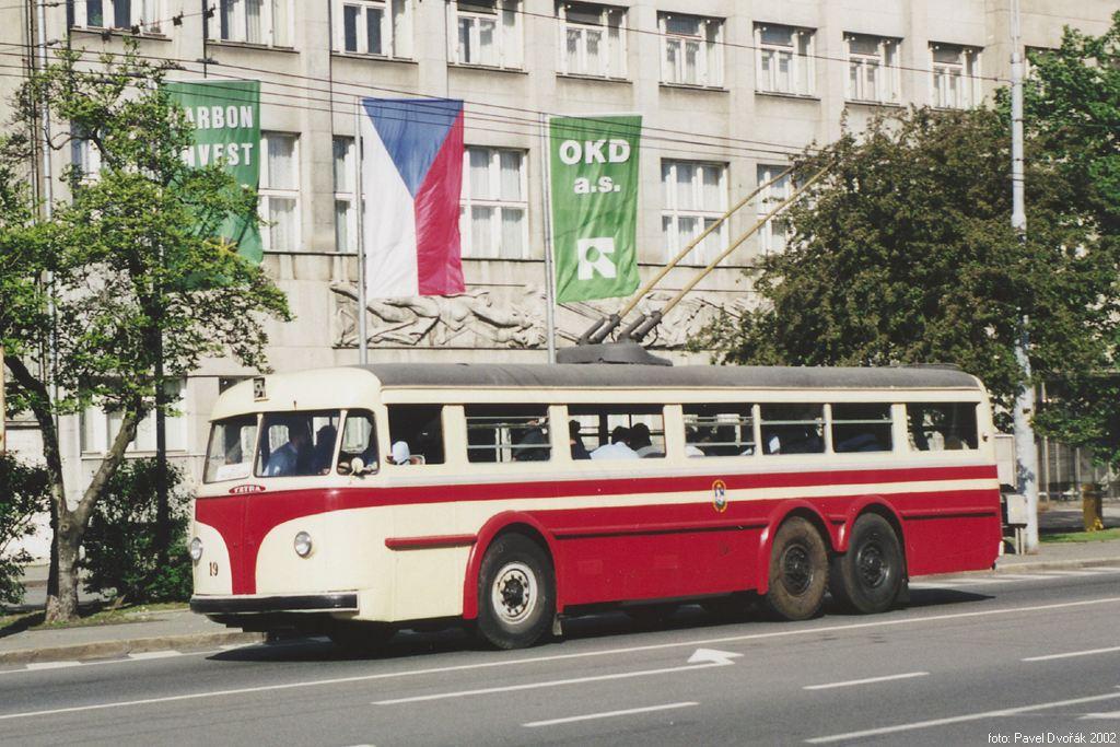 Fotogalerie » Tatra T400 19 | Ostrava | Sokolská