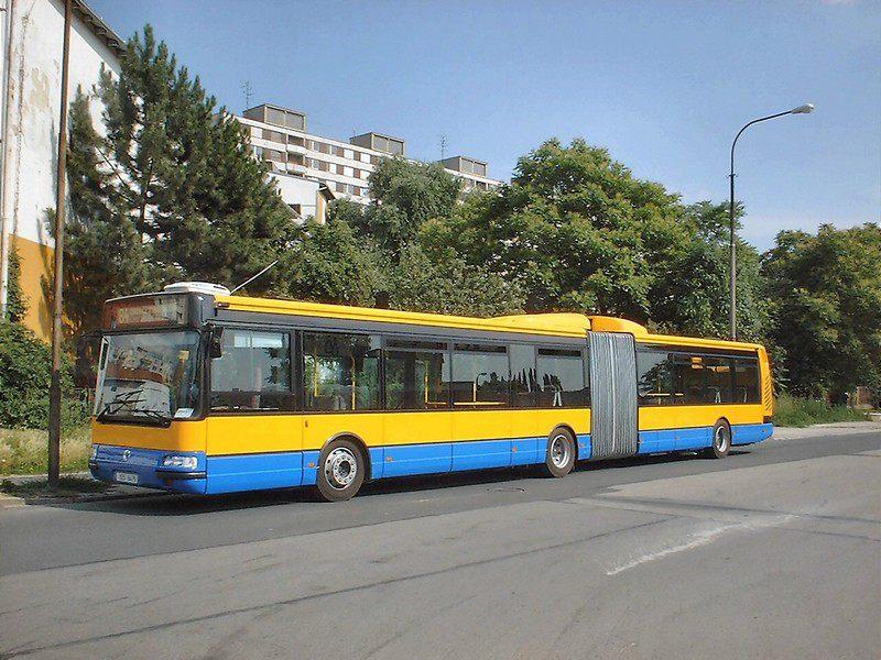 Fotogalerie » Irisbus Citybus 18M 1E5 94-75   Brno   Židenice   Koperníkova