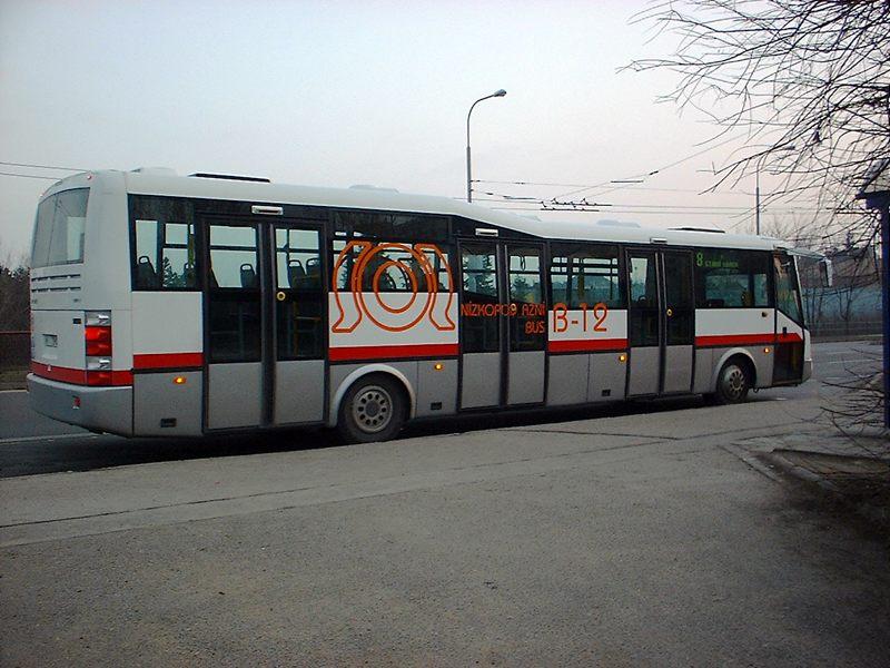 Fotogalerie » SOR BN 12 H 19-87 | Brno | Židenice | Bubeníčkova | Stará Osada
