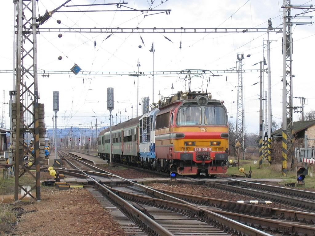 Fotogalerie » Škoda 240 240.1 | Lanžhot | Lanžhot