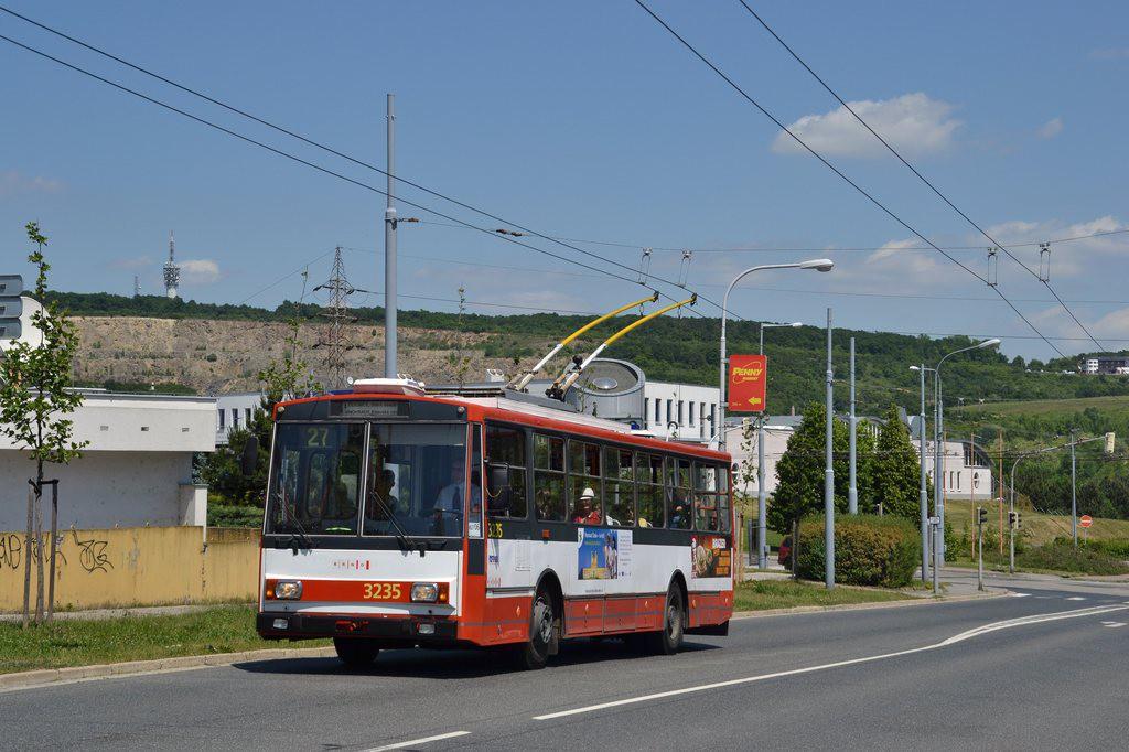 Fotogalerie » Škoda 14Tr10/6 3235   Brno   Vinohrady