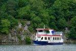 Loď Utrecht na Brněnské přehradě