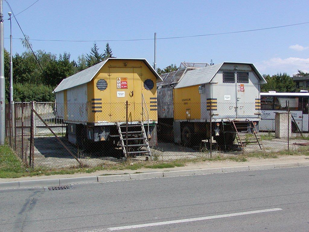 Fotogalerie » ? pojízdná měnírna 5586 | ? pojízdná měnírna 5588 | Brno | Žabovřesky | Měnírna Přívrat