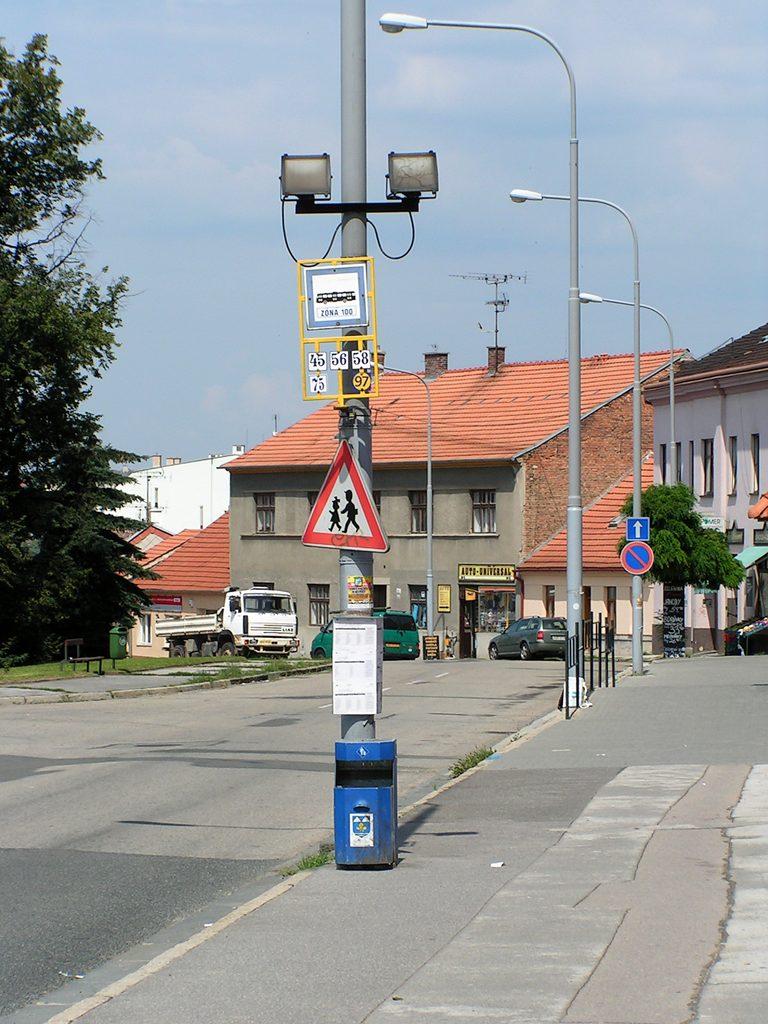 Fotogalerie » Brno | Židenice | Jamborova | Dělnický dům