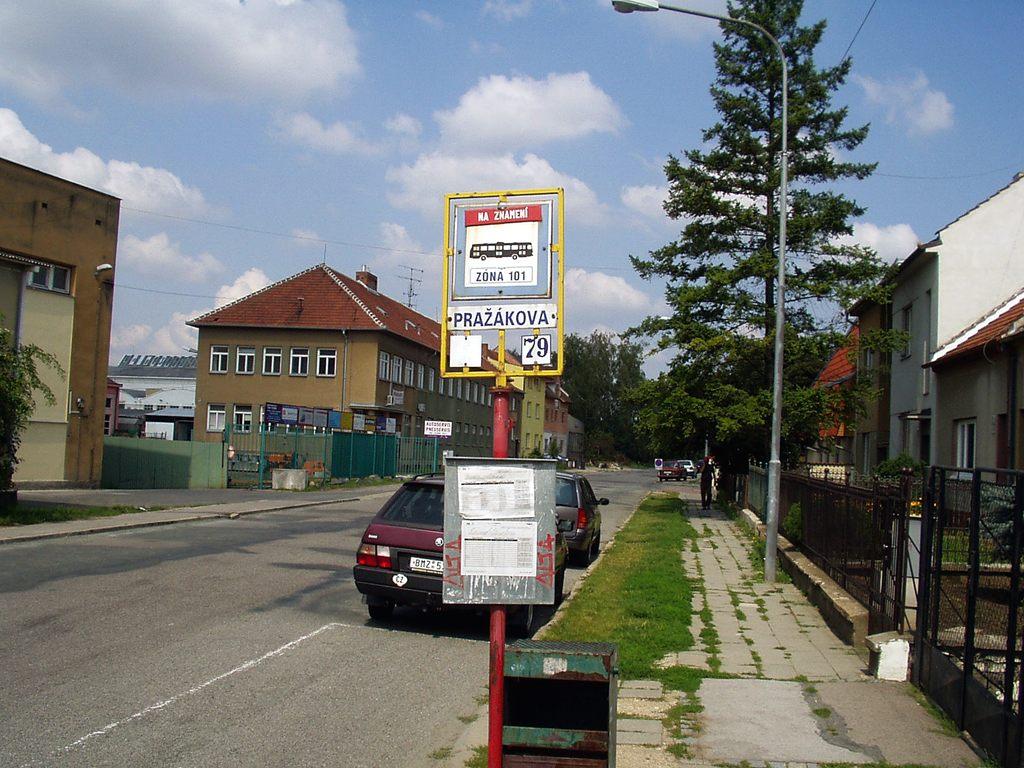 Fotogalerie » Brno | Horní Heršpice | Pražákova | Pražákova