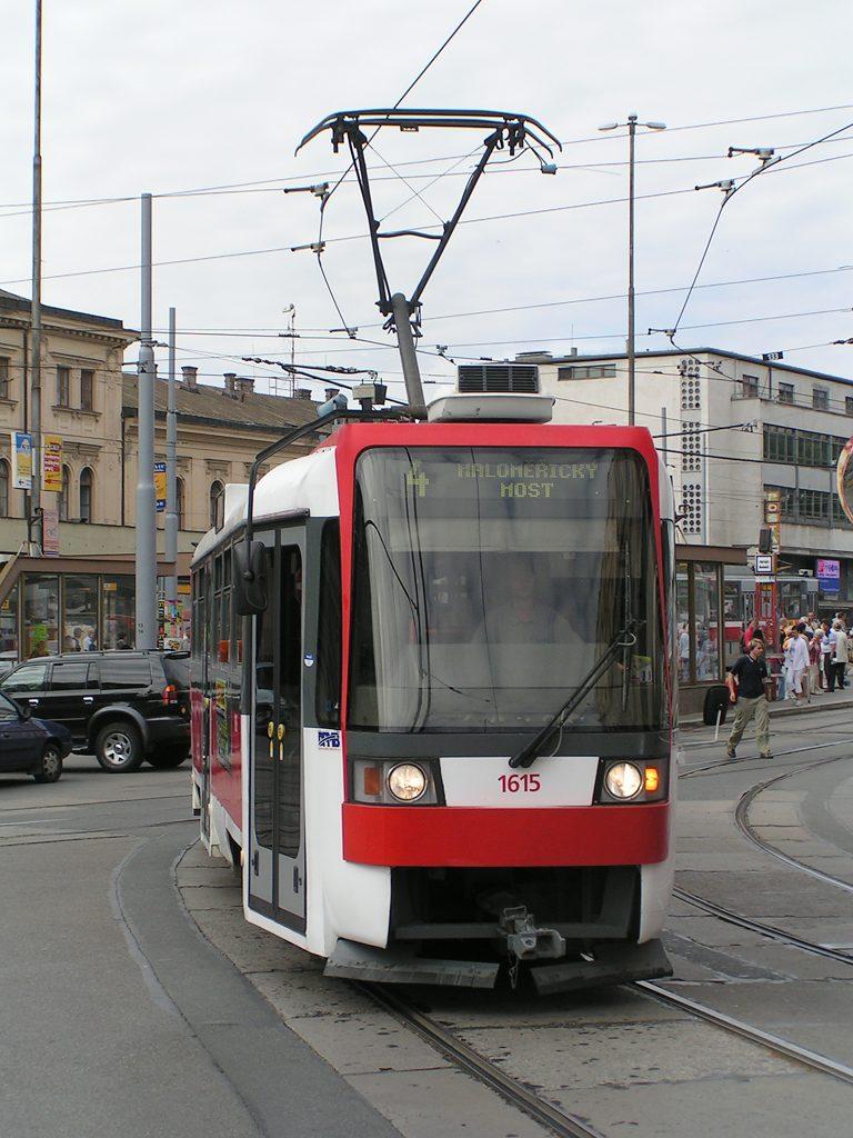 Fotogalerie » ČKD DS T3R 1615 | Brno | střed | Benešova