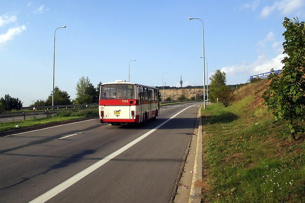 Fotogalerie » Karosa B732.1652 7293 | Brno | Líšeň | Jedovnická