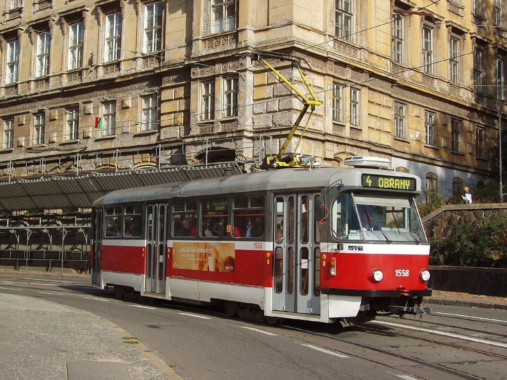 Fotogalerie » Pragoimex T3R.PV 1558 | Brno | střed | Husova