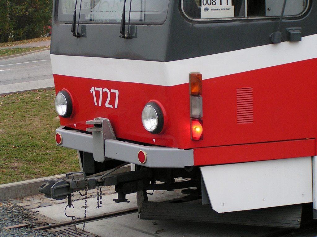 Fotogalerie » ČKD Tatra KT8D5SU 1727
