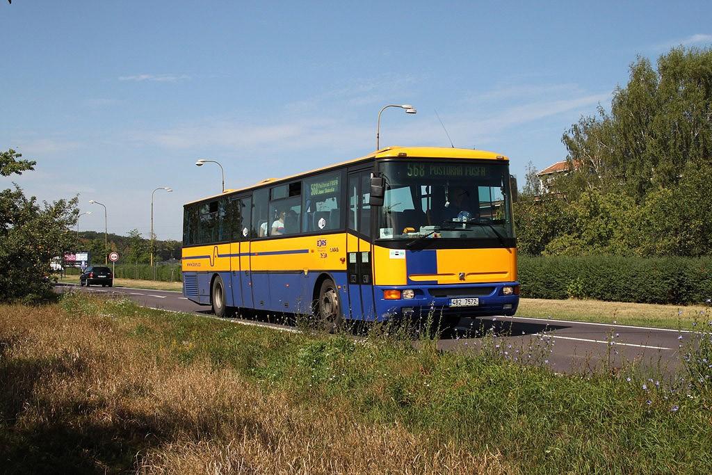 Fotogalerie » Karosa C954E.1360 4B2 7572 | Břeclav | Poštorná | Na Valtické | Poštorná, Valtická