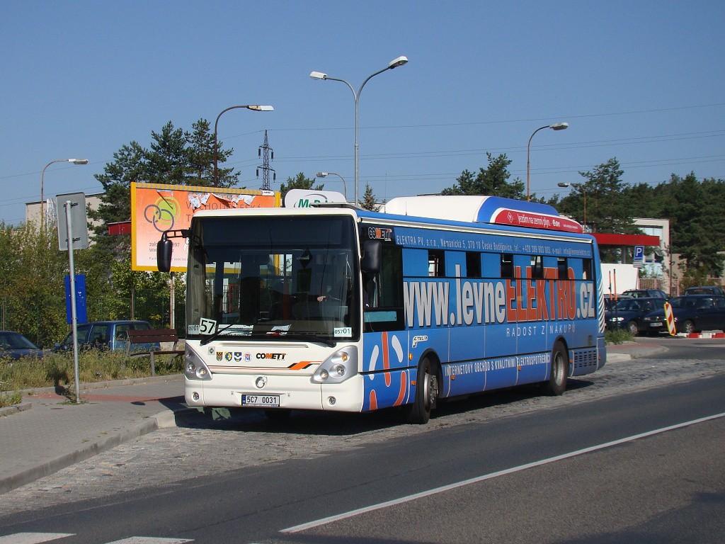 Fotogalerie » Irisbus Citelis 12M CNG 5C7 0031 2715 | Brno | Lesná | Dusíkova | Kupkova