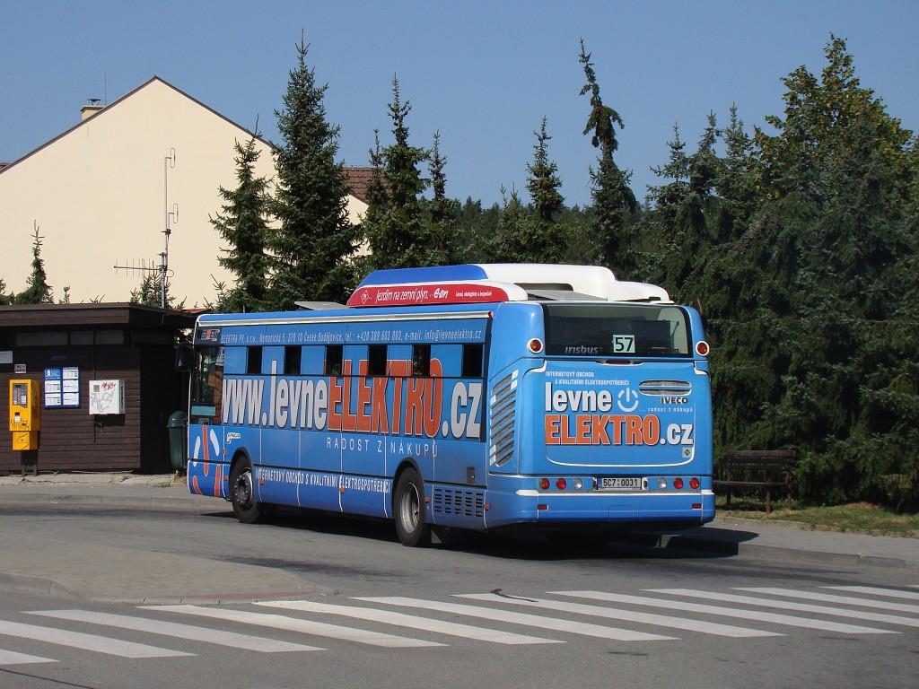 Fotogalerie » Irisbus Citelis 12M CNG 5C7 0031 2715 | Brno | Soběšice | Weissova | Soběšice, Klarisky