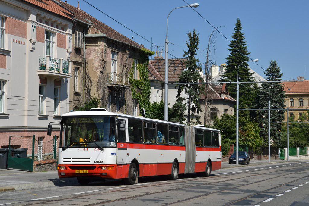 Fotogalerie » Karosa B941E.1962 BSE 79-23 2340 | Brno | střed | Údolní | Všetičkova