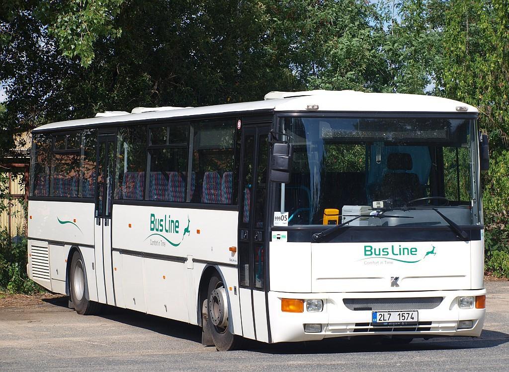 Fotogalerie » Karosa C954E.1360 2L7 1574 | Brno | Trnitá | Rosická